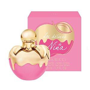 Наливная парфюмерия ТМ EVIS. №17 (тип  аромата Nina Ricci Les Delices de Nina)