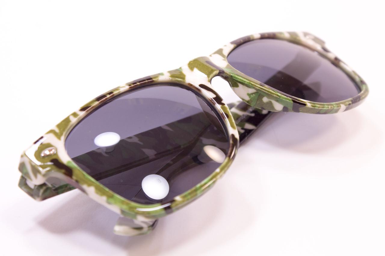Камуфляжные очки Wayfarer(9905)