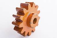 Шестерня (венец) 13 зубьев для бетономешалки