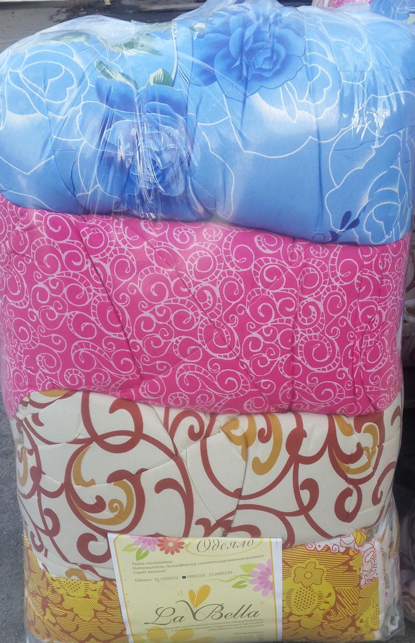 Красивое одеяло полуторное La Bella от поставщика
