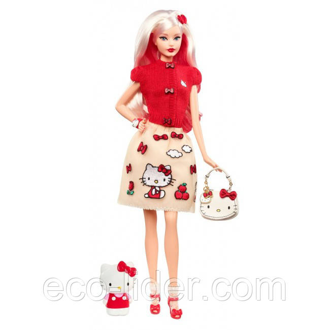 "Коллекционная кукла Барби ""Hello Kitty"" Barbie"