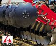 Короткая дисковая борона-лущильник ДУКАТ ДЛМ-6 Лозовские машины, фото 6