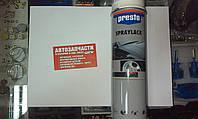 Эмаль для дисков PRESTO 500 мл Белая