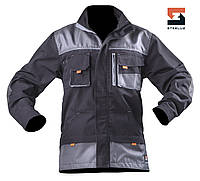Куртка рабочая SteelUZ с светло-серой отделкой, фото 1