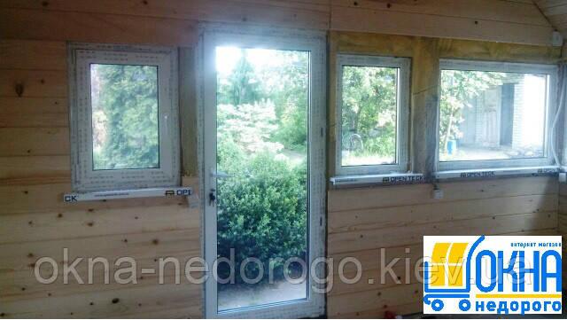 Цена на окна Рехау, фото 2