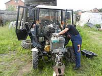 Разбор трактора МТЗ-80, МТЗ-82