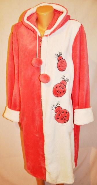 Женский халат для дома с принтом, хит сезона, фото 1