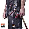 Брюки рабочие SteelUZ с светло-серой отделкой, фото 3