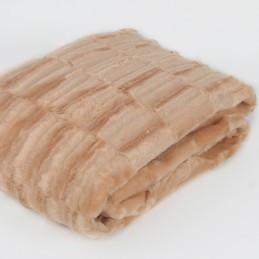 Стильное норковое покрывало на кровать оптом и в розницу, фото 1