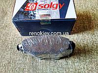 Тормозные колодки передние Renault Kangoo Kubistar 1.2,1.4,1.5 dCi,1.9 D 1997-2008 (209022)