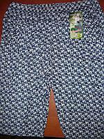 Капри женские с карманами. Супер батал. р.4XL- 6XL. Бамбук. Холодок., фото 1