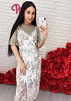 Модное и стильное платье двойка