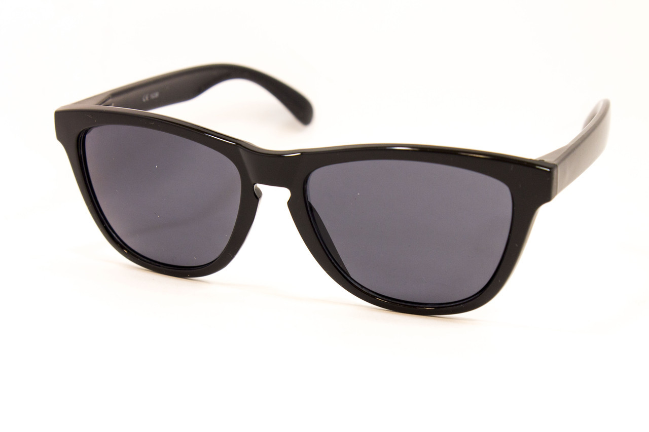 Черные очки Wayfarer 911-74