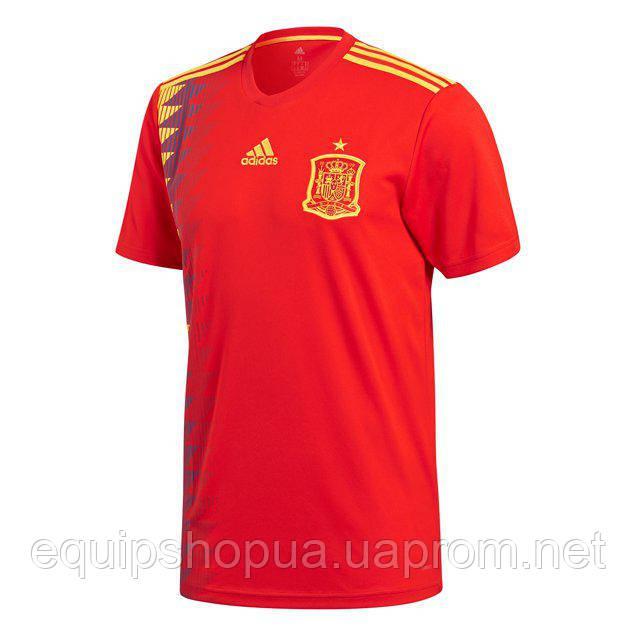 Футбольная форма Сборной Испании World Cup 2018 домашняя