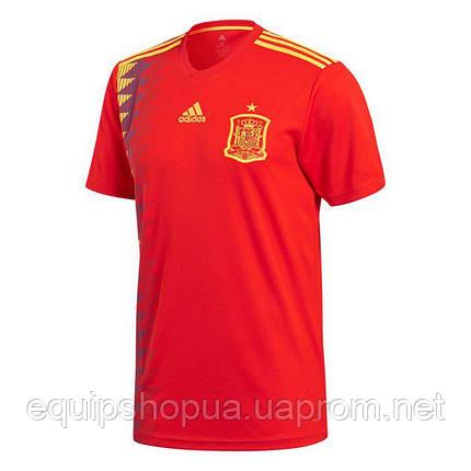 Футбольная форма Сборной Испании World Cup 2018 домашняя, фото 2