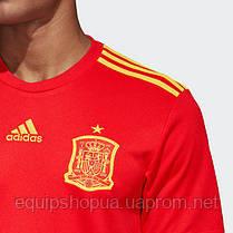 Футбольная форма Сборной Испании World Cup 2018 домашняя, фото 3