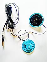 Комплект синих динамиков с проводом Koss Porta Pro