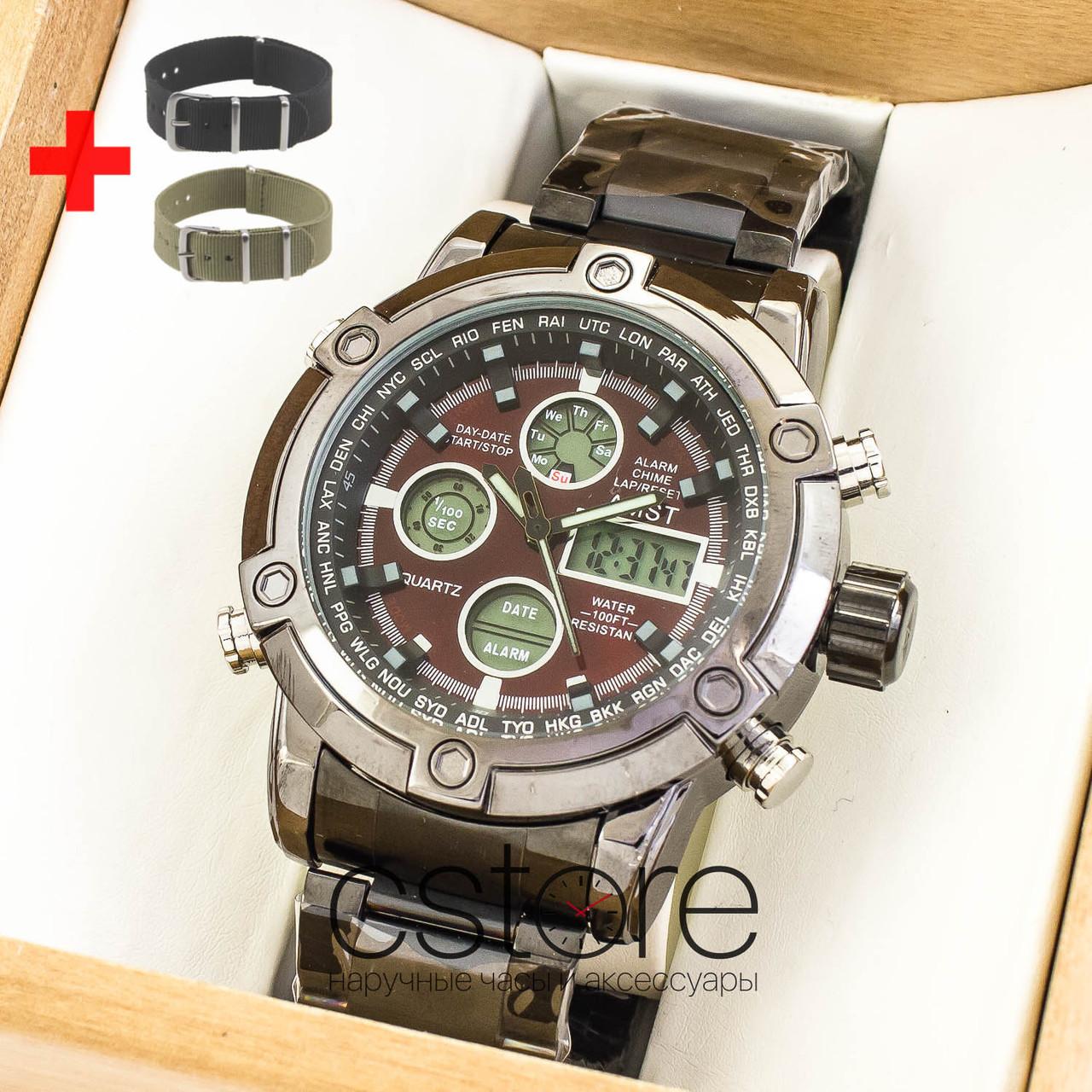 dbe14104fbd4 Мужские Армейские Наручные Часы Amst Brb Am3022 (07678) — в ...