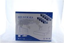 Комплект видеонаблюдения на 8 камер DVR KIT CAD 8004 WiFi 8ch