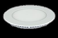 Светодиодный светильник Ledex встроенный круг 22W-220V-4000К-(LX-102235)