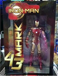 Фігурка Залізна Людина Марк 43 від Марвел