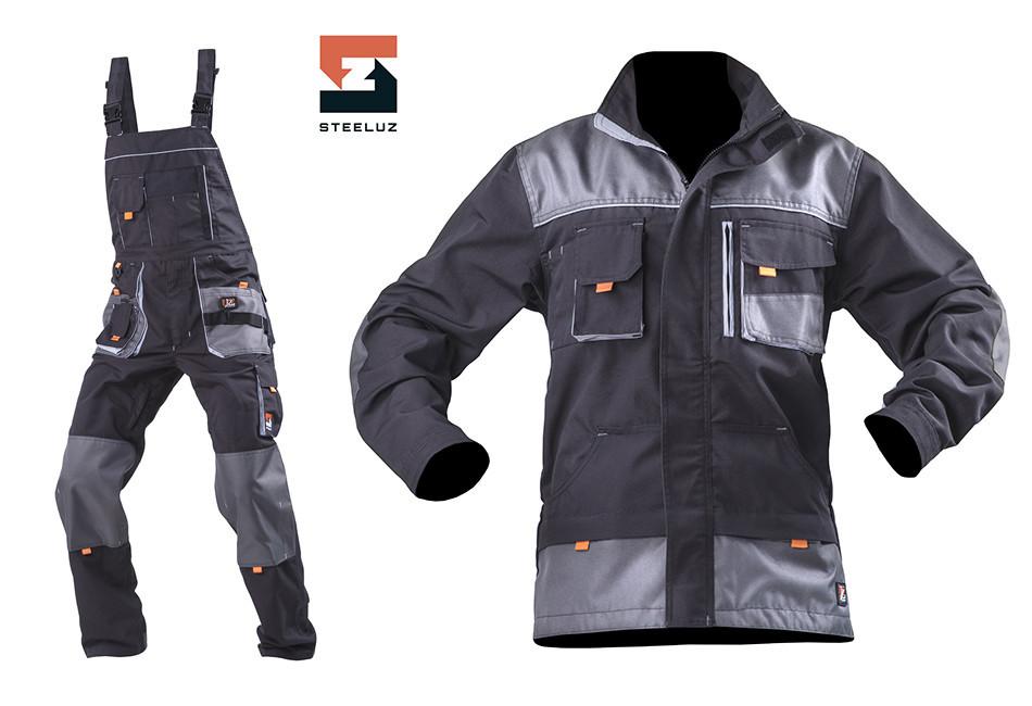 Костюм рабочий спецодежда SteelUZ  куртка и полукомбинезон
