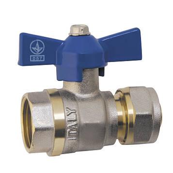 SD Шар.кран  1/2в*16 вода   SD330W1516