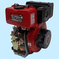 Двигатель дизельный BULAT BT186F (дизель 9.5 л.с. ручн.старт, шлицы)