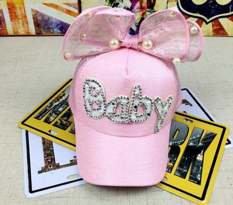 Кепка Baby детская бейсболка панамка шапка головные уборы