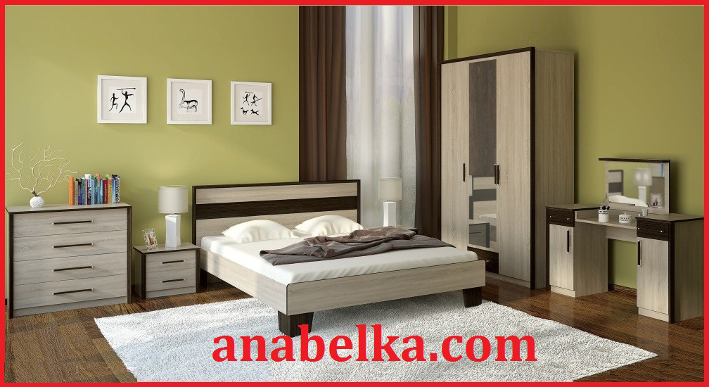 Спальня  Скарлет  (Сокме)