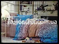 Красивое постельное белье 100% хлопок семейное