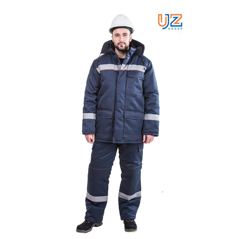 Костюм рабочий утепленный ЭВЕРЕСТ, куртка и полукомбинезон