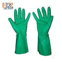 Перчатки Perfect Fit КЩС зелёные, фото 1