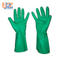 Перчатки Perfect Fit КЩС зелёные