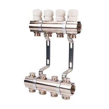 """SD Коллектор термо регулировочный 1""""х2   SD236W2"""