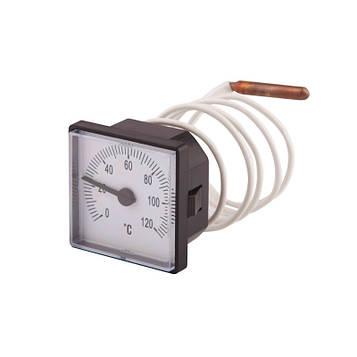 SD Термометр капилярный 48 х 48мм 120ºC    SD176