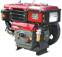 Двигатель дизельный Булат R192NE (дизель,12 л.с.,водяное охл.,электростартер)