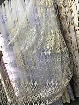 Красивая тюль метражом СВК301, фото 2