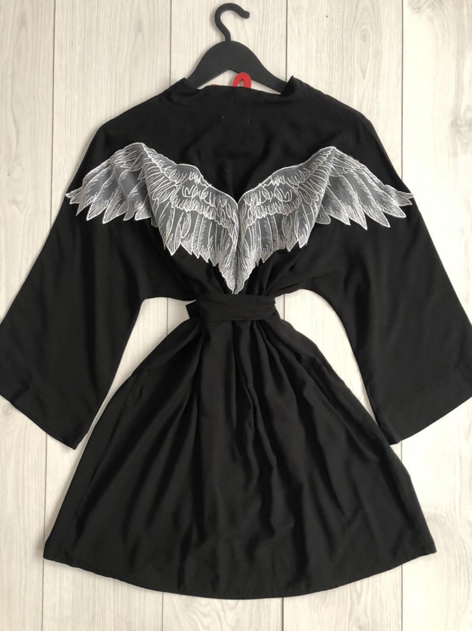 Халат-кімоно Angel , домашня жіночий одяг.