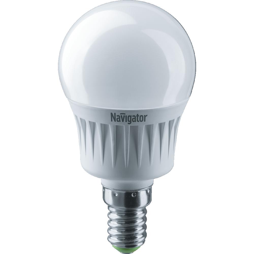 Лампа Navigator 94468 NLL-G45-7-230-4K-E14,