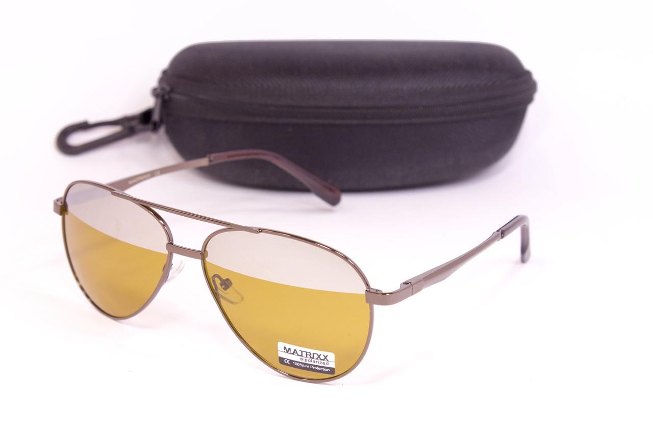 Очки для водителей с футляром F8880-1