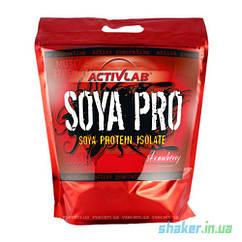 Соевый протеин изолят Activlab Soja Pro (2 кг) активлаб соя про клубника