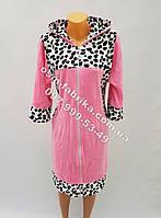 Яркий женский халат от производителя, фото 1