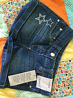 Детские джинсовые шорты Primark для девочки. Размеры от 2-х до 6-ти лет., фото 1