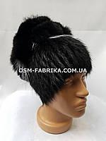 Качественная меховая шапка для женщин нутрия оптом и в розницу, фото 1