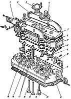 Ремонт головки цилиндров трактора МТЗ-80, МТЗ-82