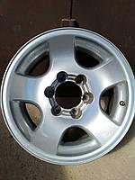 Диски (комплект 5 штук) литые колесные оригинальные на Toyota Land Cruiser Prado (R16)