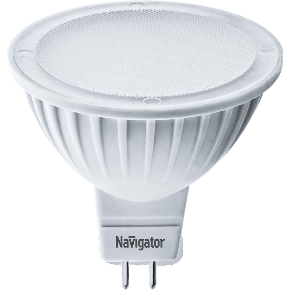 Лампа Navigator 94129 NLL-MR16-5-230-4K-GU5.3 світлодіодна,