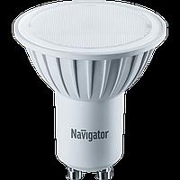 Лампа Navigator 94130 NLL-PAR16-5-230-4K-GU10 світлодіодна,
