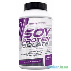 Соевый протеин изолят TREC nutrition Soy Protein Isolate (650 г) трек нутришн шоколад